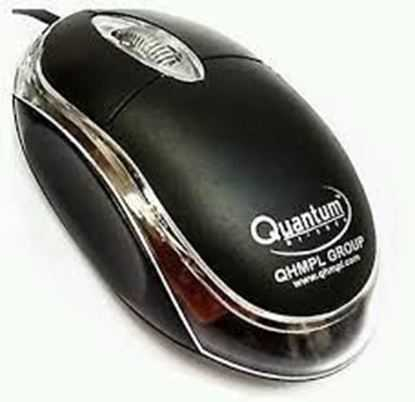 QHM 222B SMALL OPTICAL MOUSE USB