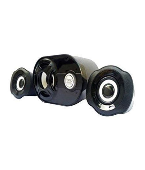QHM 6200 2.1 USB MINI SPEAKER  (NEW MODEL)