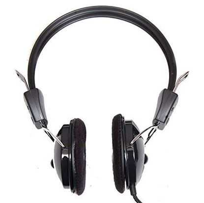QHM 888 HEADPHONE WITH MIC DOUBLE PIN