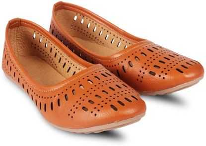 Picture of Anand Archies Bellies  (Tan)