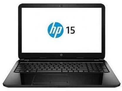 Picture of HP laptop