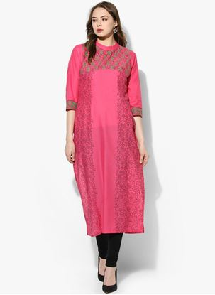 Picture of Bombay Dying Cotton Ladies Kurti