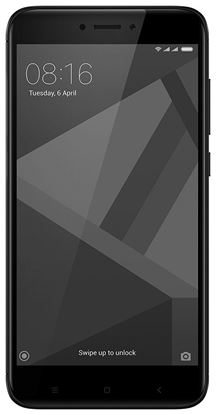 Picture of Redmi 4 (Black, 16 GB)