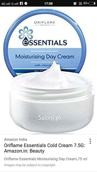 Picture of Essentials Cold Cream 75G