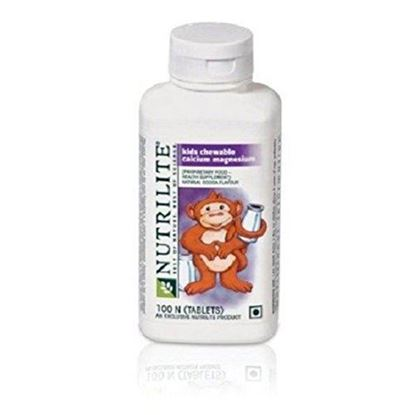 Picture of Amway Nutrilite Kids Calcium Magnesium