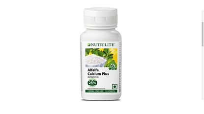 Picture of Amway Nutrilite Alfa Calcium Plus 113 Multivitamins