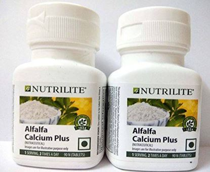 Picture of Amway Nutrilite Alfalfa Calcium Plus