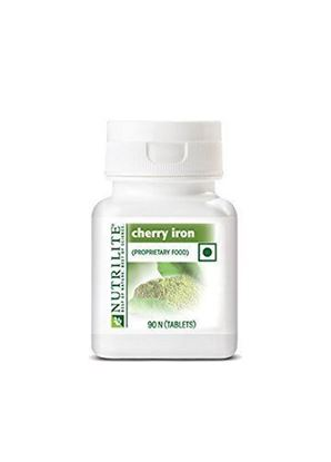 Picture of  Amway NUTRILITE Cherry Iron , 90 Tablets