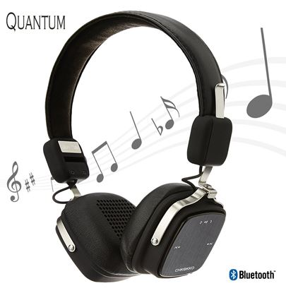 Picture of Chkokko Quantum V 4.1 Wireless Bluetooth Headphones With Mic