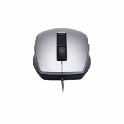 Picture of Dell - Mouse - Usb - Black, Silver - 331-5076