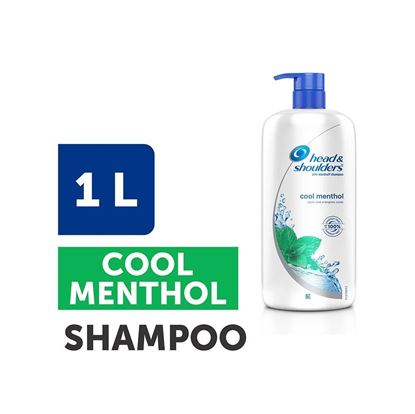 Picture of Head and Shoulders cool menthol shampoo