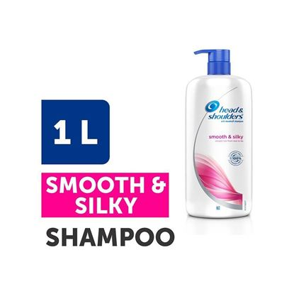 Picture of Head and Shoulders Smooth and Silky shampoo