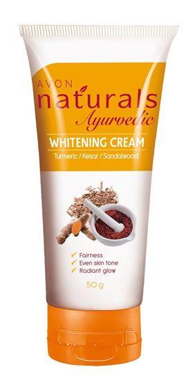 Picture of Avon Naturals Ayurvedic Whitening Cream, 50G