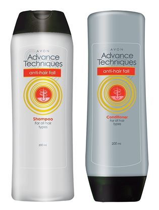 Picture of Avon Advance Techniques Anti Hairfall Conditioner, 200ml