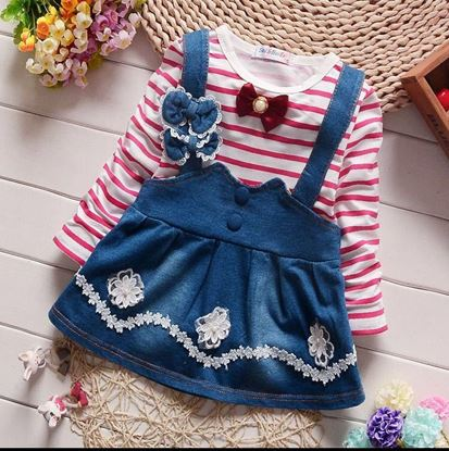 Picture of Cute Fashion Baby Girl's Infant