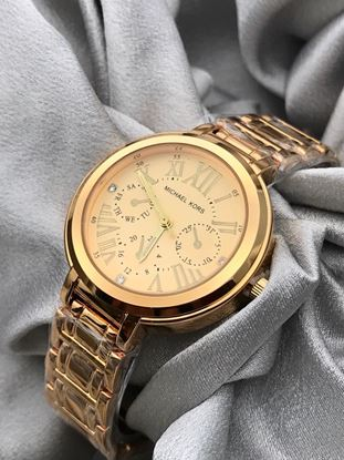 Picture of Rj Collection MICHAEL KORS WOMAN s Watch  5 2f6a4dd9efb