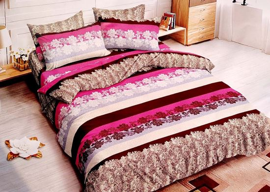 Picture Of S.k Mani 4D Colour Bedsheet 4