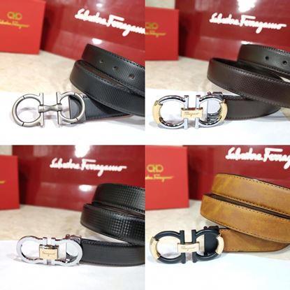 Picture of AQUARIAN NEW PRODUCT Salvatore Ferragamo Belts