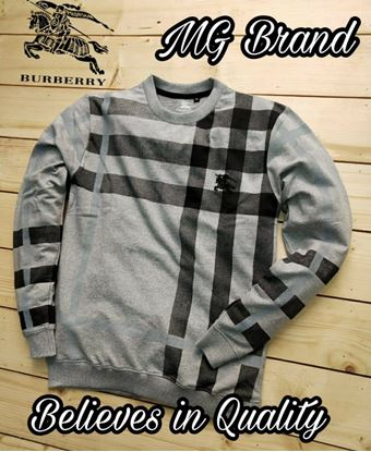 Picture of Aquarian New producT BURBERRY Winter Full Sleeve sweatshirt