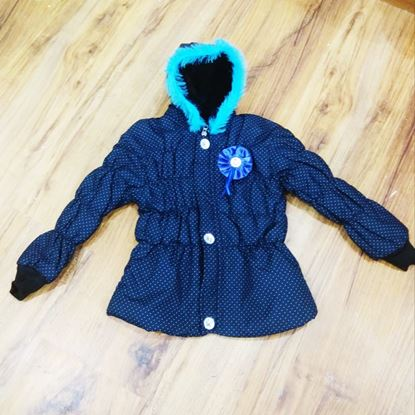 Picture of AQUARIAN Baby Coat,Warm Clothes For Baby Girl