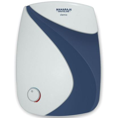 Picture of Maharaja Whiteline Clemio 25-Litre Water Heater (White and Blue)
