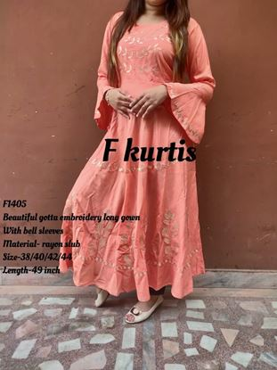 Picture of Beautiful F-KURTIS 1405
