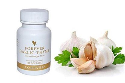 Picture of Forever Living Garlic-Thyme 100 Soft Gels