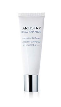 Picture of Amway Artistry Ideal Radiance Illuminating CC Cream