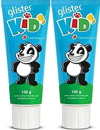 Picture of Amway Glister Kids Toothpaste , 100 g -Set of 2