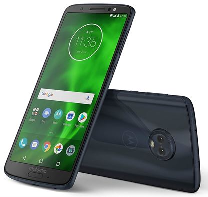 Picture of Moto G6 (Indigo Black, 4GB RAM, 64GB Storage)