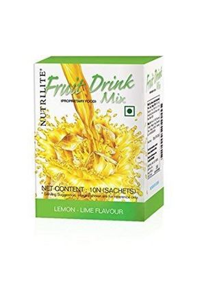 Picture of AMWAY Nutrilite Fruit Drink Mix 10 SACHETS