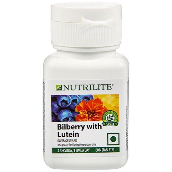 Picture of AMWAY Nutrilite Bilberry with Lutein (60 N)