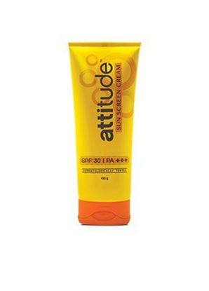 Picture of amway Attitude Sunscreen Cream(100 g)