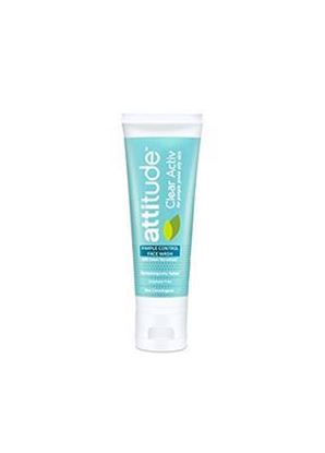 Picture of amway Attitude Clear Activ Pimple Control Face Wash