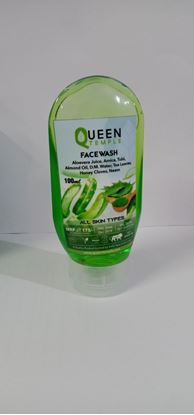 Picture of QUEEN TAMPLE ALOVERA FACEWASH