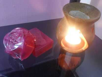 Picture of Rose Beauty Soap