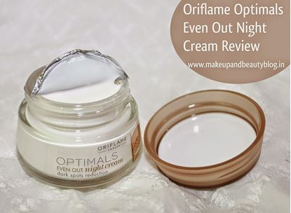Picture of Optimals EVEN OUT Night Cream - 50g
