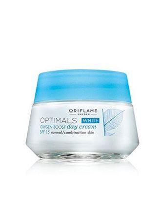 Picture of Oriflame Optimals White Oxygen Boost Day Cream SPF