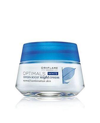 Picture of Oriflame Optimals White Oxygen Boost Night Cream