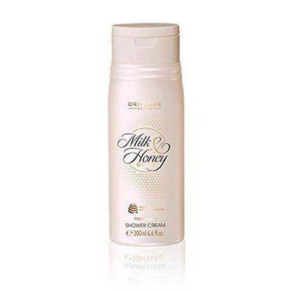 Picture of Oriflame Milk and Honey Gold Moisturising Shower Cream