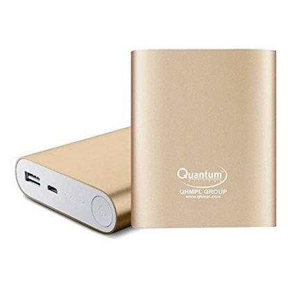 Picture of QHMPL 10400mAH Power Bank (color may vary)