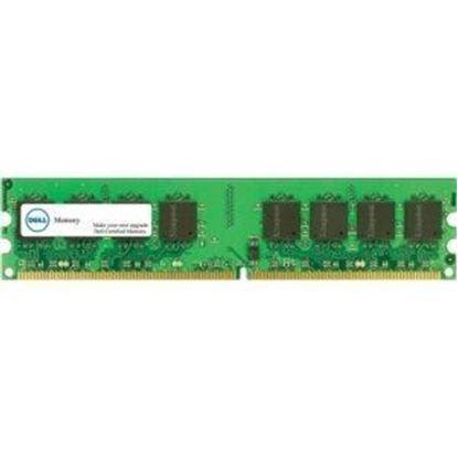 Picture of Dell 16GB DDR3 SDRAM Memory Module - 16 GB - DDR3 SDRAM - 1333 MHz DDR3-1333 PC3-10600 - 1.35 V - ECC - Registered - 240-pin - DIMM