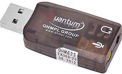 Picture of Quantum QHM623 USB Sound Card