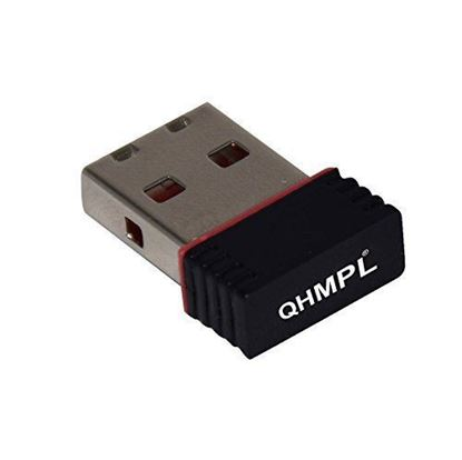 Picture of Quantum USB WIFI Adapter 150Mbps Wireless USB Wi-Fi Dongle, Network Adapter Energy Conservation