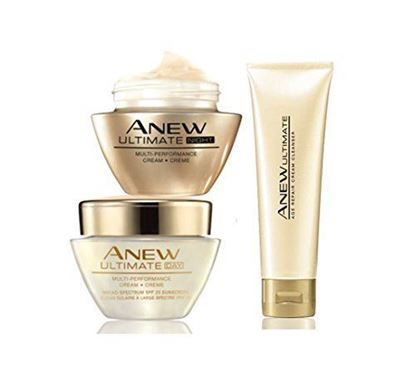 Picture of Avon Anew Ultimate Full Combo (day cream + night cream +cleanser)