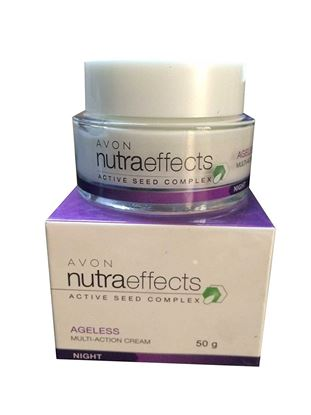 Picture of Avon Nutra Effects Ageless Multi-Action Cream Night(50 g)