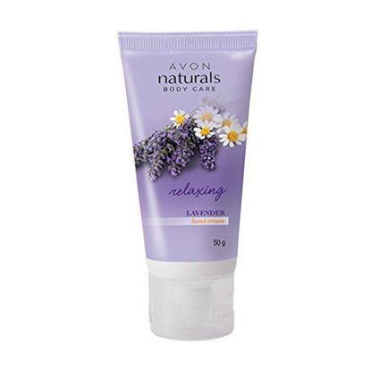 Picture of Avon Naturals Lavender & Chamomile Hand Cream (50g)