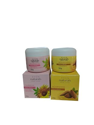 Picture of Avon Naturals Face Care Cold Cream (100 g)