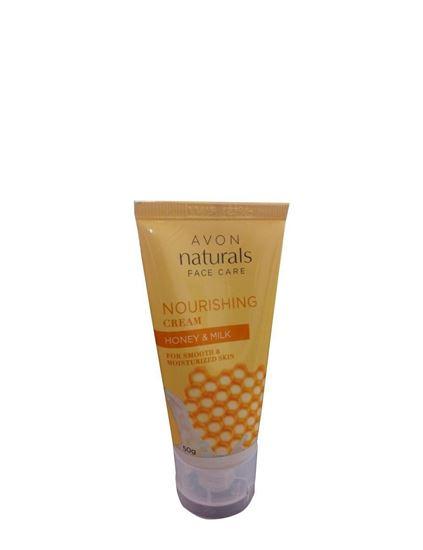 Picture of Avon Naturals Milk and Honey Nourishing Cream (50gm)