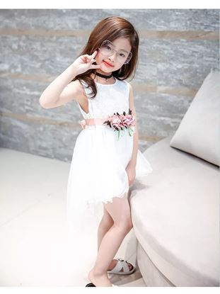 Picture of Beautiful party wear dress